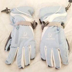 Womens Head Outlast Ski Snow Gloves